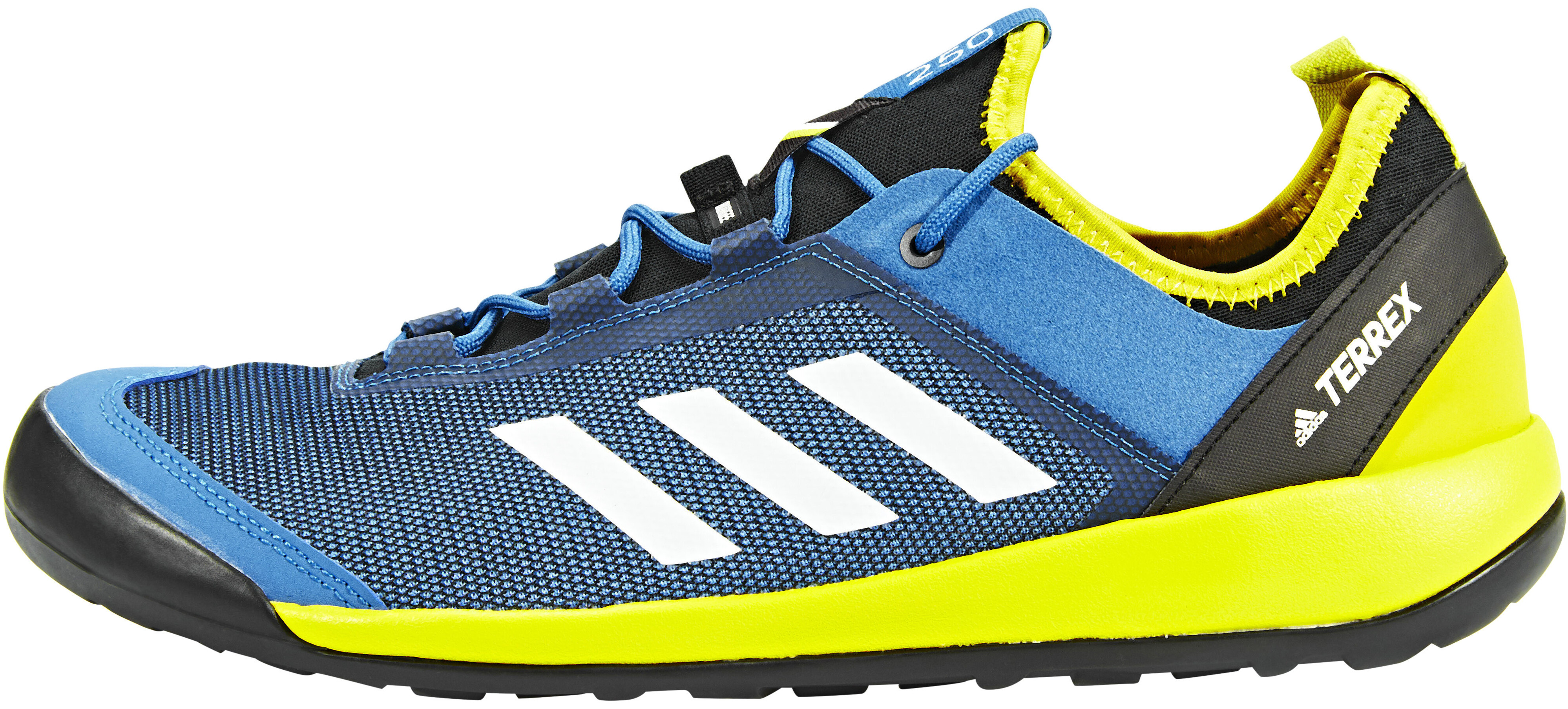 best sneakers c4e89 e4845 adidas TERREX Swift Solo Shoes Men yellowblue